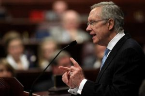 Senator Harry Reid's Call to Outlaw Legal Prostitution in his Address to the Nevada Legislature